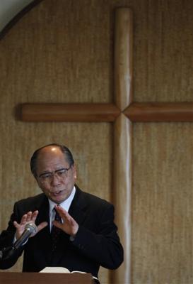 Pastor Hitotsugu Chiba